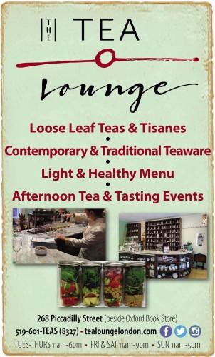 Loose Leaf Teas & Tisanes