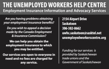Employment Insurance Information and Advocacy Services