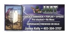 JMT SERVICES: BIRCH • TAMARACK • POPLAR • SPRUCE