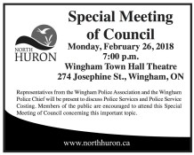 Special Meeting of Council