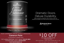 Benjamin Moore Paint like no other