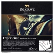 Experience a pedigree like no other.v