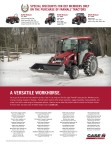 SPECIAL DISCOUNTS FOR OEF MEMBERS ONLY ON THE PURCHASE OF FARMALL TRACTORS
