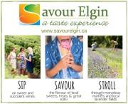 Savour Elgin  a taste experience