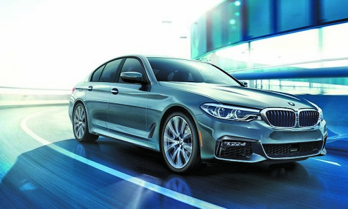 The All New 2017 Bmw 5 Series