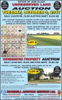 ESTATE OF JEAN BLACK UNRESERVED LAND AUCTION TUESDAY, OCTOBER 3