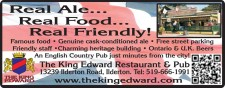 Real Ale... Real Food... Real Friendly!
