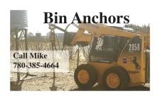 Bin Anchors:  Call Mike