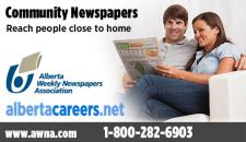 Community Newspapers Reach people close to home