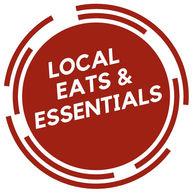 Local Eats & Essentials