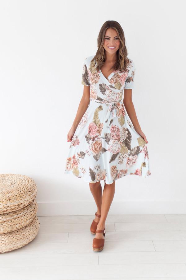 Hello Pretty Dress
