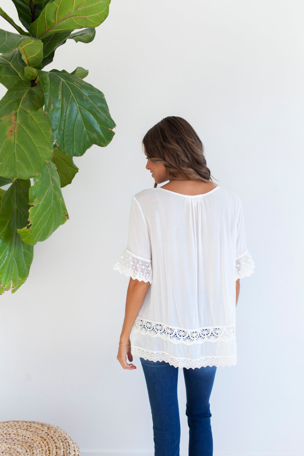 MG Kinzi Blouse