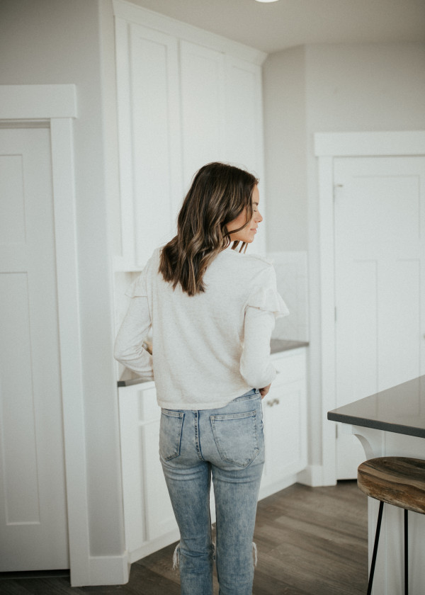 Avalon Sweater (Oatmeal)