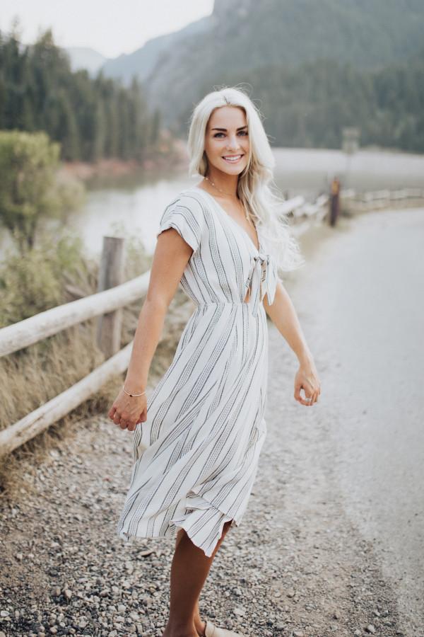 Margo Cut-Out Dress