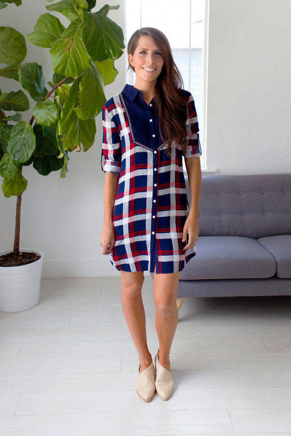 Double Trouble Tunic