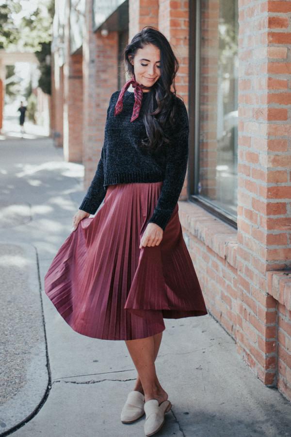 Make You Mine Skirt