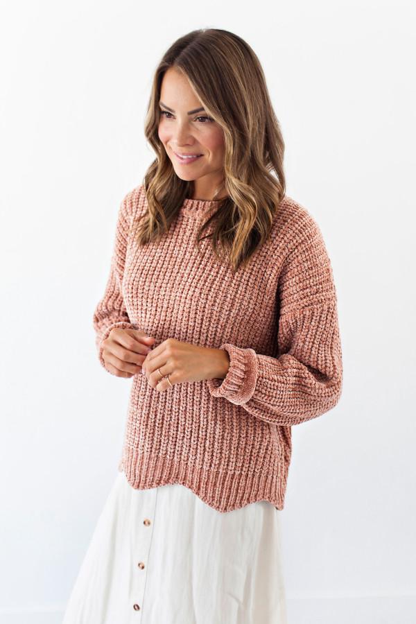Dear Valley Sweater