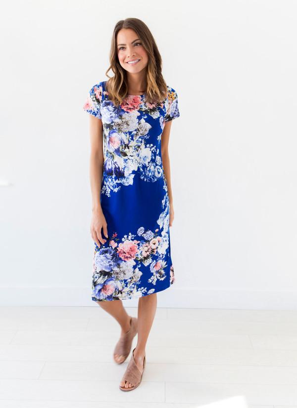 Enchanted Summer Dress