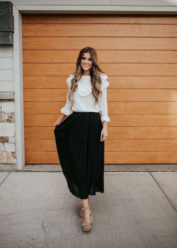 Gabby Skirt (Black)