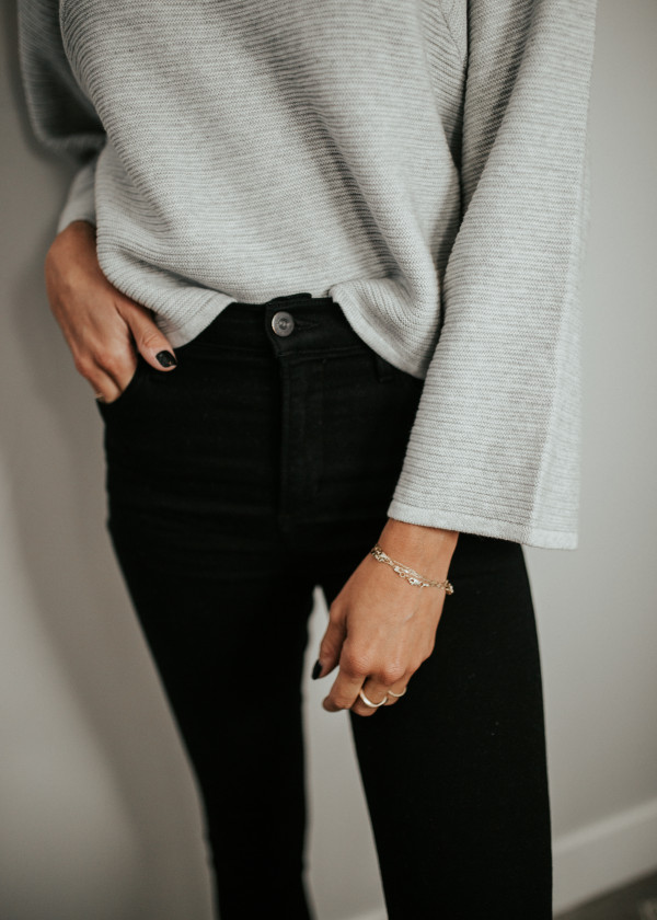 Kennedy Sweater - Gray