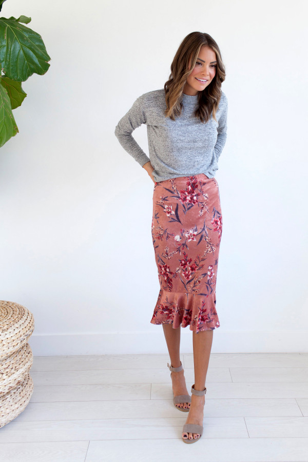 MG Speak So Softly Skirt