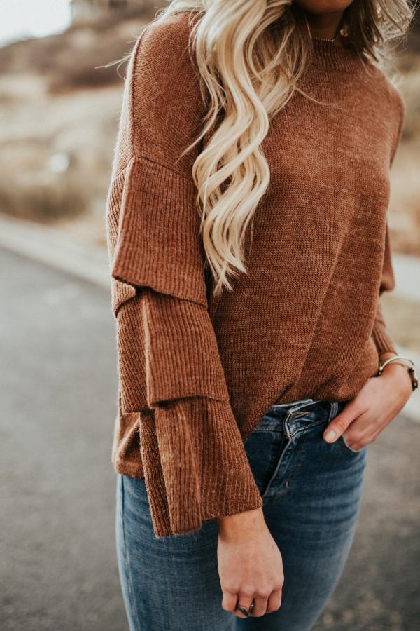 Truffles Sweater