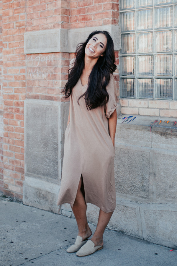 Easy Street Dress