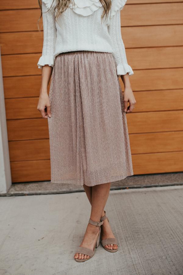 Tinseltown Skirt