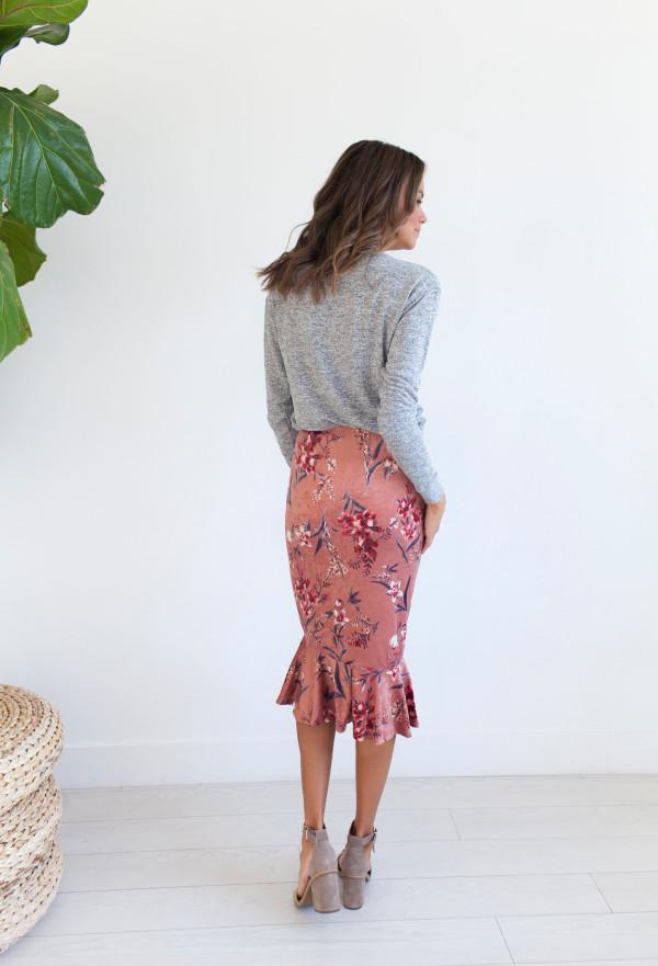 MG Speak So Softly Skirt