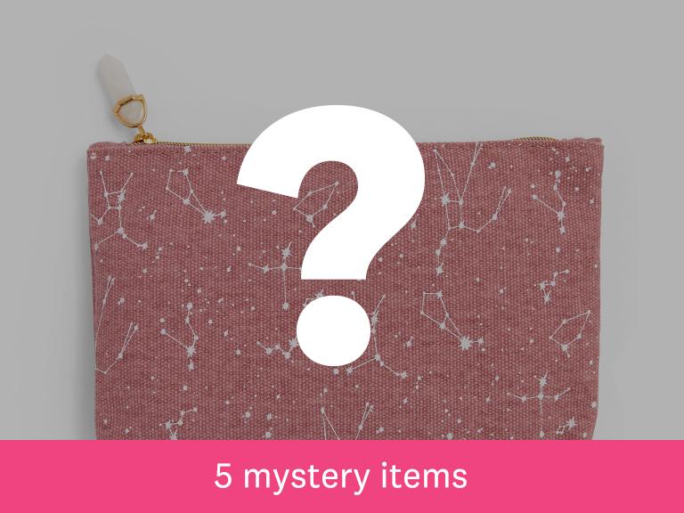 September Mystery Glam Bag