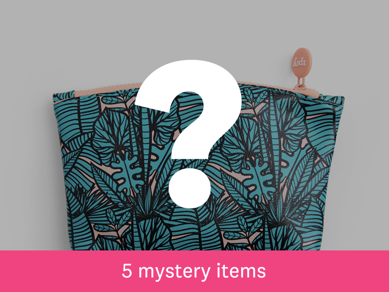 July Mystery Glam Bag