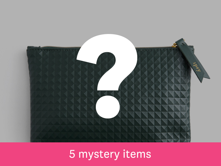 August Mystery Glam Bag