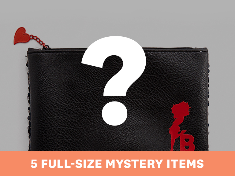 October Mystery Glam Bag Plus