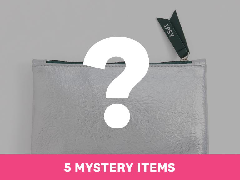 December Mystery Glam Bag