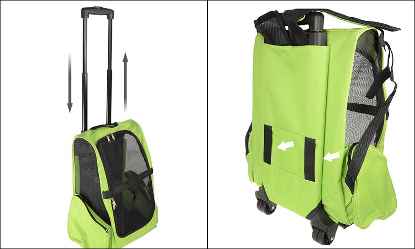 Pet Carrier Portable Shoulder Bag Luggage Box Dog Cat