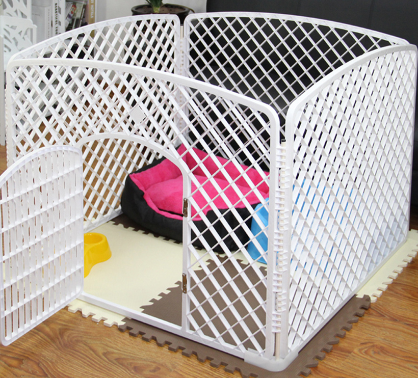 this pet pen is made of durable heavyduty molded plastic so you wonu0027t have to worry about rust it is great for both indoor and outdoor use
