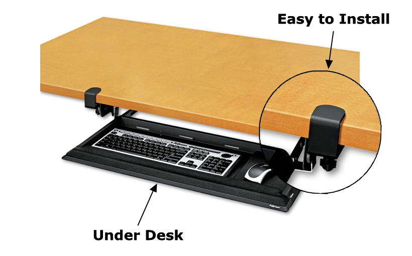 Image Result For Fellowes Designer Suites Deskready Keyboard Drawer