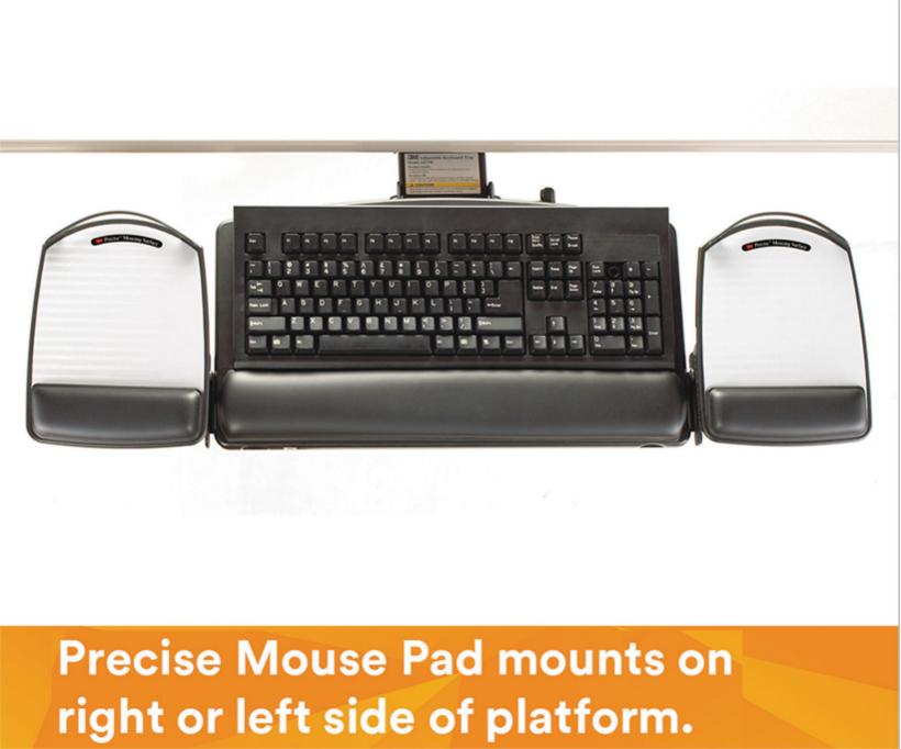 Adjustable Keyboard Tray Humanscale Keyboard Tray System