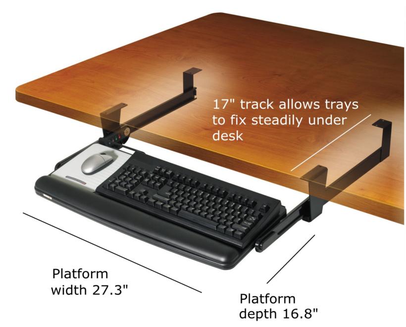 3m keyboard drawer kd90 - Keyboard Drawer