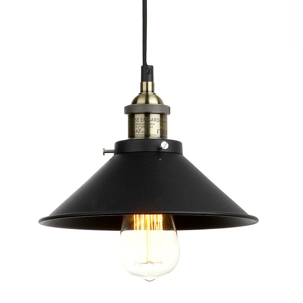 Vintage Industrial 1 Light Pendant At LightingBox.com Canada