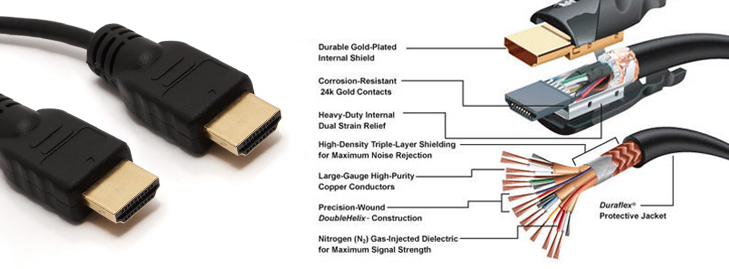 Primecables 174 Vga To Hdmi With Power Charging Adapter Cable