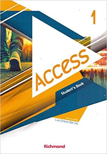 ACCESS 1 – LIVRO DO ALUNO