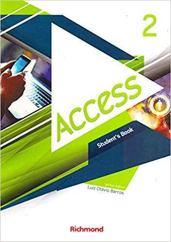 ACCESS 2 – LIVRO DO ALUNO