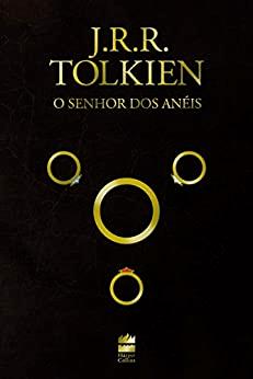 BOX TRILOGIA O SENHOR DOS ANÉIS - CAPA DURA