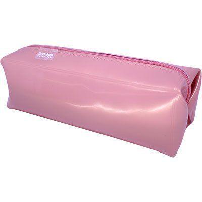 Estojo escolar pvc Jumbo Pearl Skin pink SK11-C Obi PT 1 UN