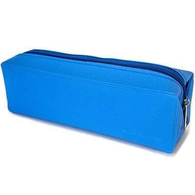 Estojo escolar pvc performace azul claro ST08-F Obi PT 1 UN