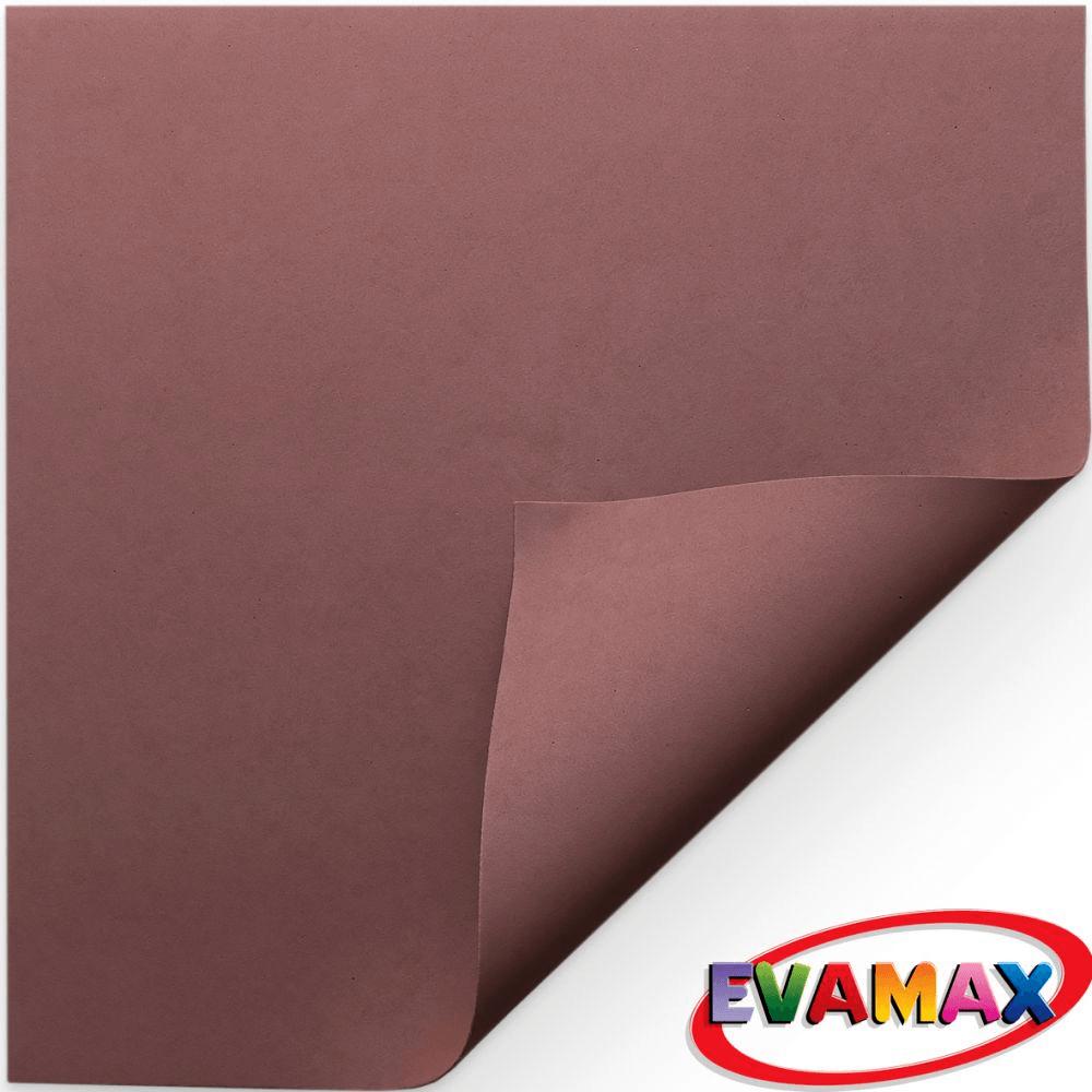 EVA placa Liso 48 X 40 cm - Marron