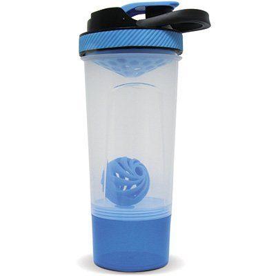 Garrafa shakeira 720ml azul A0103 Fresko PT 1 UN