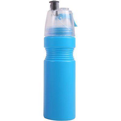 Garrafa squeeze Splash 700ml azul A0501 Fresko PT 1 UN