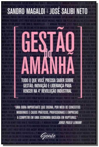 GESTÃO DO AMANHÃ